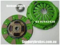 Holden Commodore CLUTCH KIT STAGE 2 Cushion Button 6 cylinder VL  1986 to 1988 h350ncb