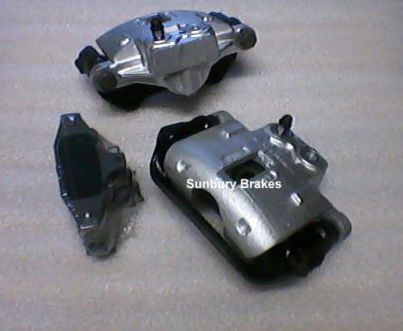 Holden Commodore BRAKE CALIPERS pair RECO PBR 1978 to 1986  front