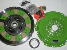 Holden Commodore CLUTCH KIT - FLYWHEEL  STAGE 2 Cushion Button V6 VS2 VT VX VY VU 1998 om GMK24011NFWCB