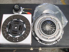 Holden Commodore CLUTCH KIT VT VY VX VZ  Monaro 5.7 & 6.0 gen3 ls1 stage 1 6/1999 to 7/2006 GMK30004nfw-1