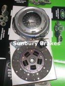 "Holden V8  Clutch kit HD  Organic stage 1 HK HT HG 1968 to 1970 10.5 "" HSV  H102n-1"