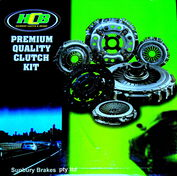 Toyota Landcruiser CLUTCH KIT  BJ40  4cyl. - Diesel Jan 1974 to Dec  tyk25502