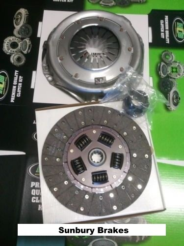 "Holden Commodore CLUTCH KIT  Stage 1 v8 1988 tp 1996 10.5 "" HSV  H377n-1"