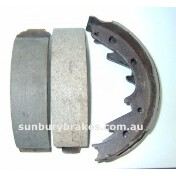 Valiant BRAKE SHOES rear 1962 to 1978 N1264