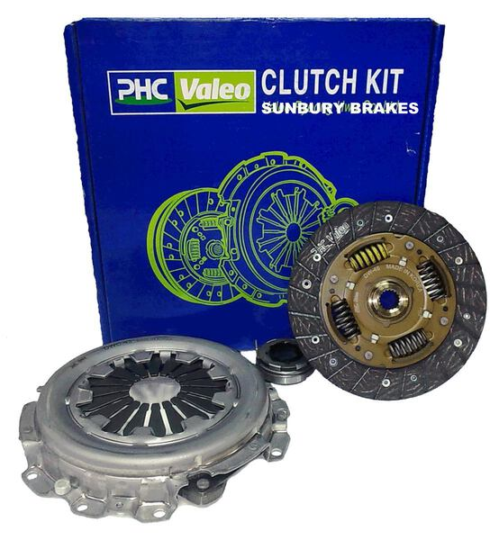 Mazda 121 CLUTCH KIT  Hatch - Metro Year Jan 1987 to Sep 1990 1.3 Ltr MZK18001