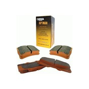 Nissan Navara  brake pads d22  front 2/1997 to 10/2001  db438