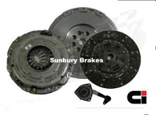 Holden Rodeo  CLUTCH KIT & FLYWHEEL V6 ALLOY TECH 12/2005 On  gmk26703nfw
