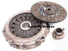 Holden Rodeo  Clutch kit  RA Models  3.0 LTR TD 4JJ1  DSL  3/2007 to 6/2008  gmk27502n