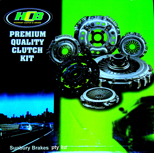 Hyundai Lantra CLUTCH KIT Year May 1991 to Oct 1992 1.6 Ltr .MBK20004
