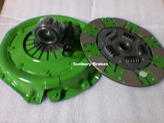 Holden Commodore CLUTCH KIT STAGE 2 Cussion Button V8 VR VS 8/1994 to 5/1997 h1144ncb