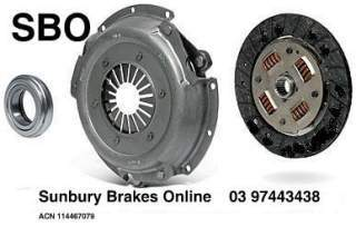 Hi Lux Holden v6 Clutch kit