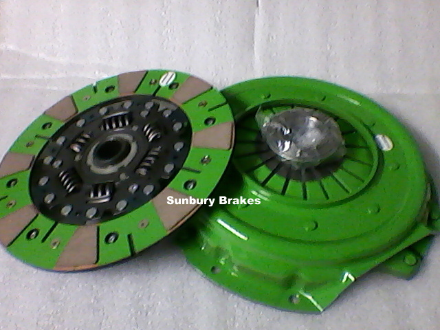 Holden Commodore CLUTCH KIT STAGE 2 Cushion Button V8 VN VP  1988 to 1992 h377ncb