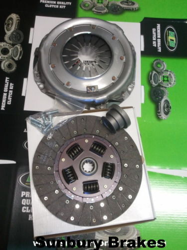 Ford F100 Bronco  CLUTCH KIT  stage 1 Organic   V8 Cleveland 302 351 1970 to 1981 h339n
