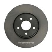 Range Rover BRAKE DISCS front (solid type  ) 1989 to 1995 dr87x2