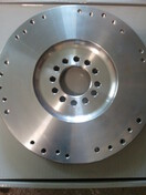 Chevrolet small blocl  V8 Billett Flywheel NPC Aust Made 10.5K  RNF25