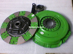 Ford Falcon CLUTCH KIT Cushion Button stage 2 EB ED EF EL AU 4/1992 to 3/2002  h1220ncb