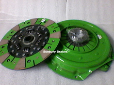 Ford Falcon CLUTCH KIT Cushion Button stage 2 XE XF EA 3/1982 to 4/1992  h301ncb