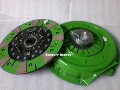 Valiant CLUTCH KIT Cussion Button stage2 3/1970 to 8/1984 h52ncb