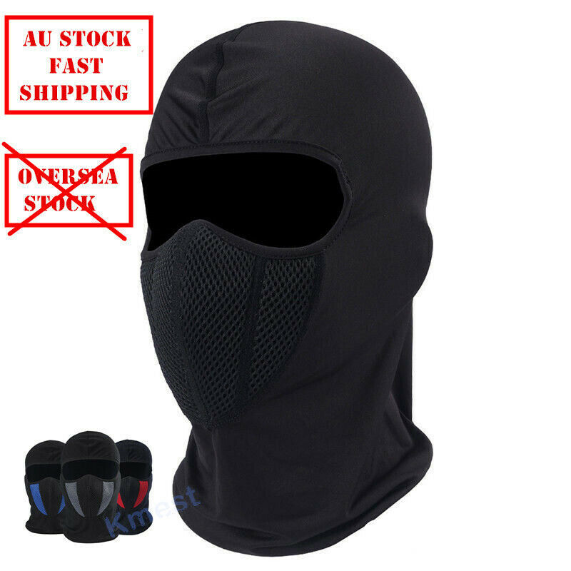 Neck Gaiter Windproof Scarf Riding Masks High UV Protection Breathable Outdoor