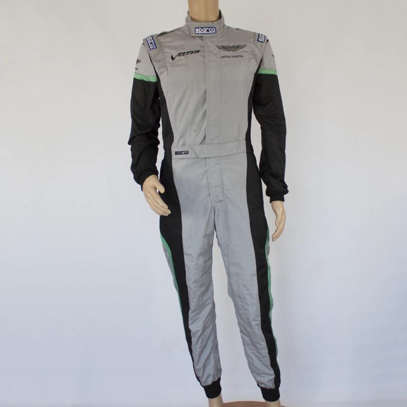 Used Aston Martin Vulcan Race Suit And Press Shirt Ex Darren Turner Goodwood Ebay