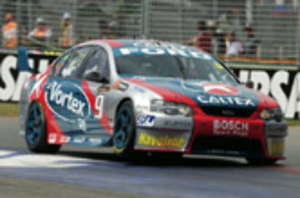 1:18 Classic Carlectable 18286 2007 Russell Ingall