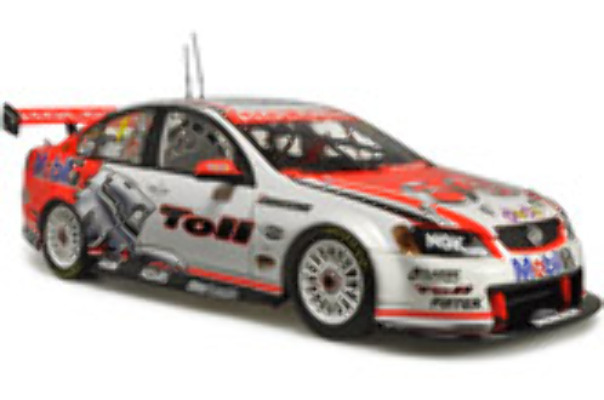 1:18 Classic Carlectable 18371 2008 60th anniversary Bathurst HRT Toll
