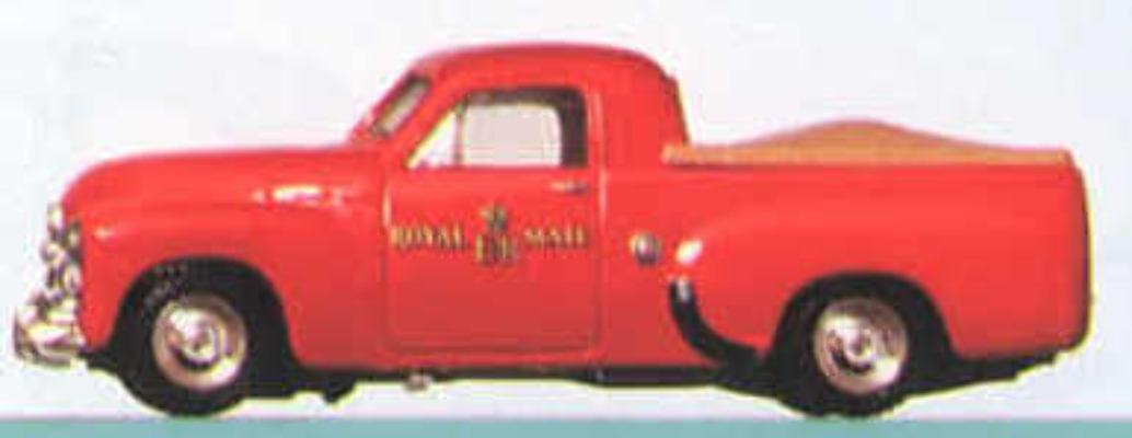 FJ Ute - Royal Mail