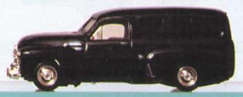 FJ Van - Black