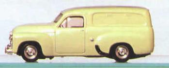 FJ Van - Cream