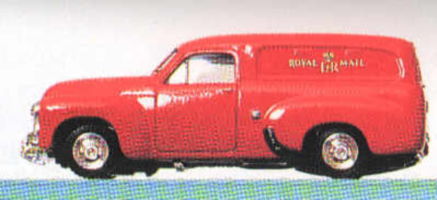 FJ Van - Royal Mail