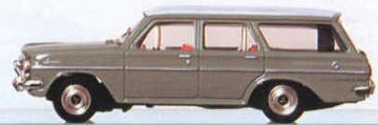 EH Wagon - Saltbush Green