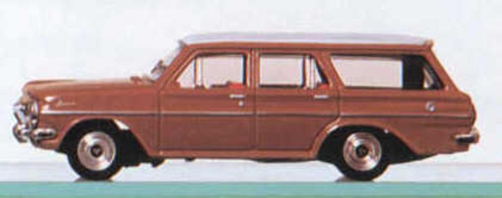 EH Wagon - Sorrel Tan