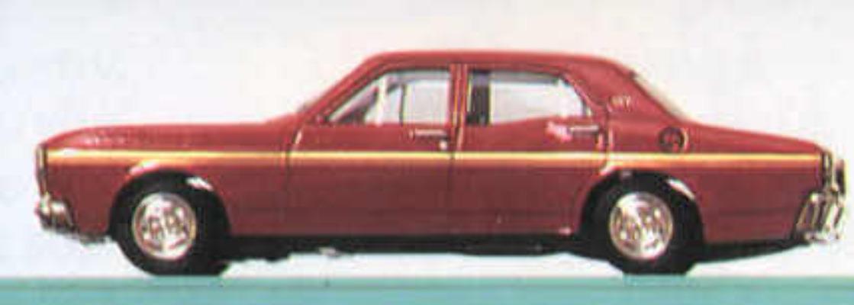 XT Falcon - Deep Red