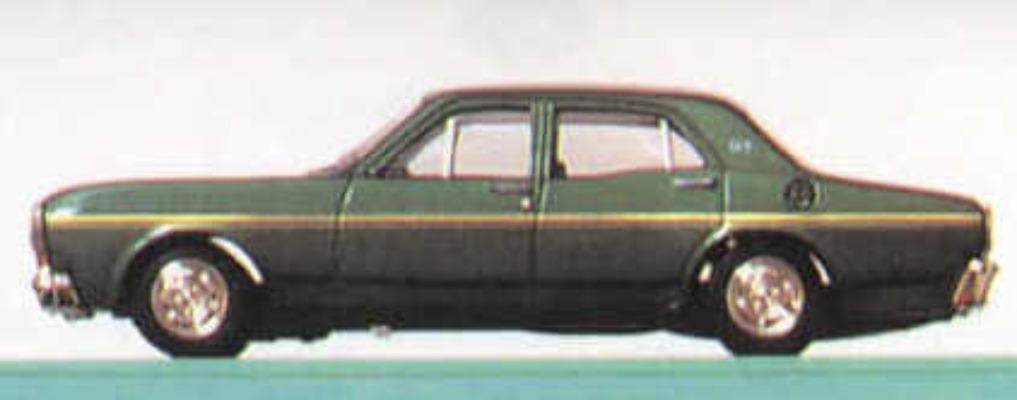 XT Falcon - Zircon Green
