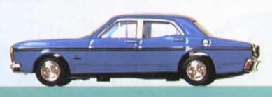 XTFalcon - Cruise Blue