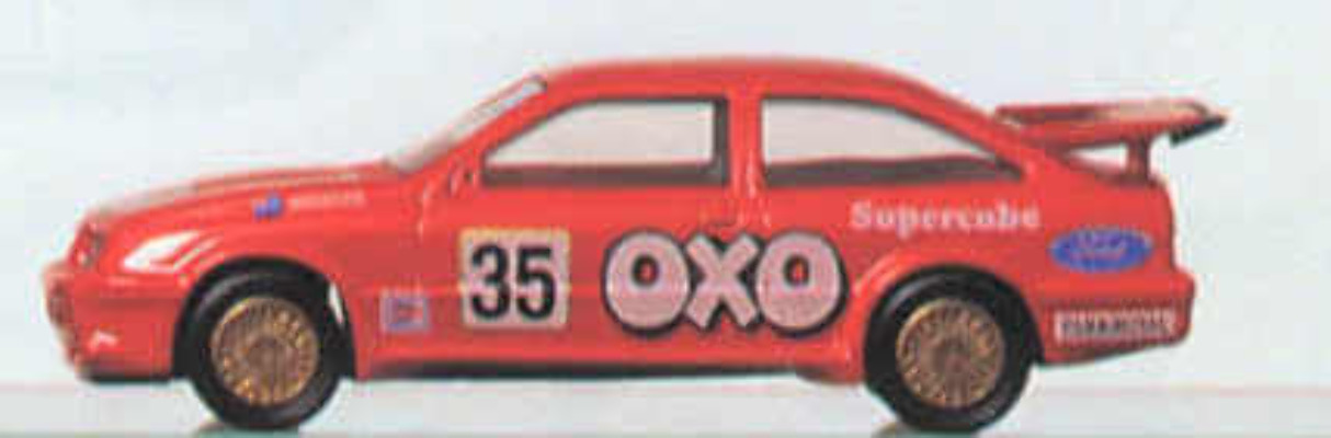 Ford Sierra - OXO