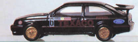 Ford Sierra - Texaco #6