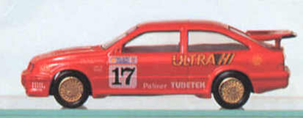 Ford Sierra - Shell Ultra #17