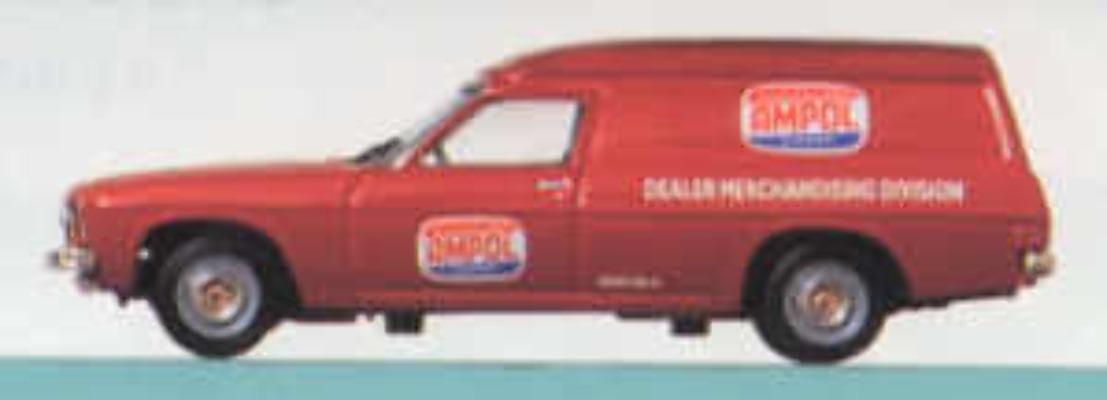 HZ Holden  - Ampol Van