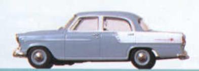 FC Holden - Seagull Grey/white