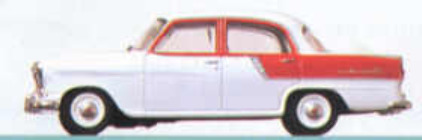 FC Holden - Grecian White/Apache Red