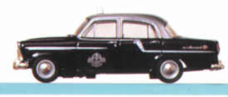 FC Holden - Silver Top Taxi