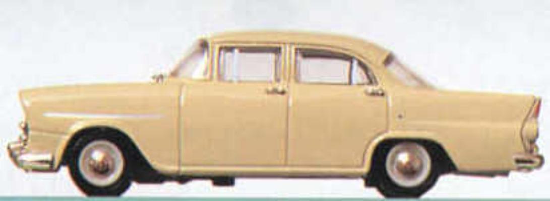 FB Holden - Buckskin