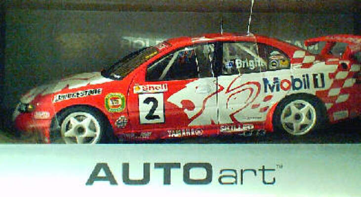 1:18 Biante 2001 Bright Race