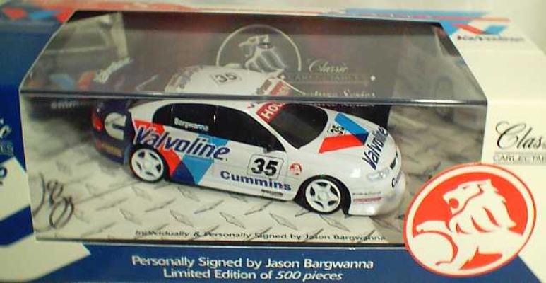 43005 Jason Bargwanna Signature Model