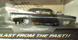1:24 Victor Bray - Blast From Past Black 57 Chev - ltd Ed.