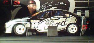 1:18 Biante Craig Lowndes AU Falcon Gibson Motorsport blue int