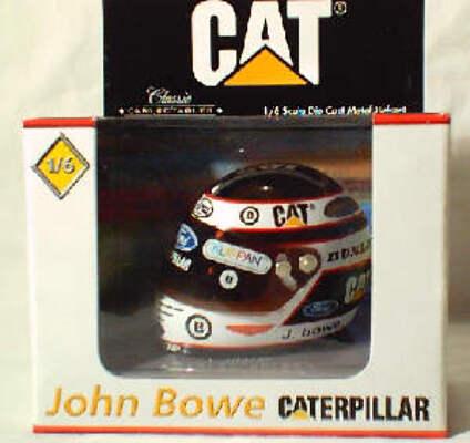 5007 John Bowe 1:6 2000 Helmet
