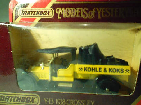 Y13 Crossley - Kohle and Koks