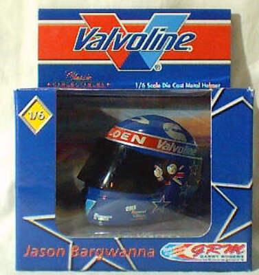 5006 Jason Bargwanna Helmet
